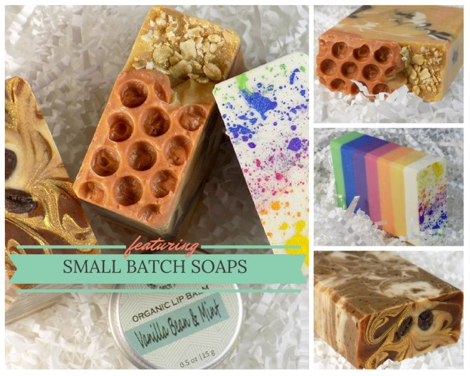 Small Batch Soaps Review Soaps and Lipbalm