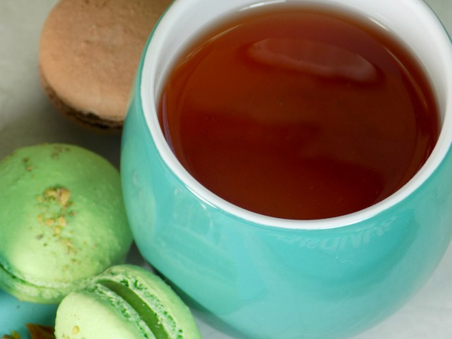 DavidsTea Cantaloupe Ice Tea (Macaron Collection) Review 3