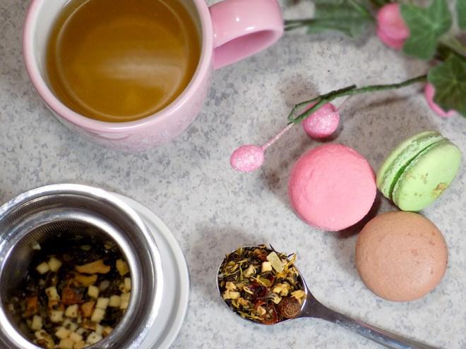 DavidsTea Jasmine Creme Brulee Tea Review 2