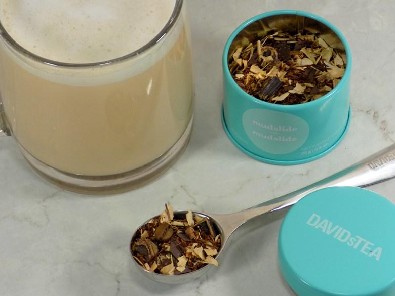 DavidsTea Mudslide Tea Review - 2017 Davids Tea Cocktail Collection Tea Review - Mudslide Tea Latte