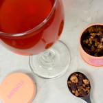 DAVIDsTEA Rosé All Day Review (Cocktail Collection)