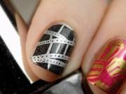 movie night nails - harunouta l043