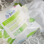 St Ives Cleanse & Hydrate Aloe Vera Wipes Review