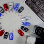 Born Pretty Store BP-L062 Stamping Plate Swatches and Review