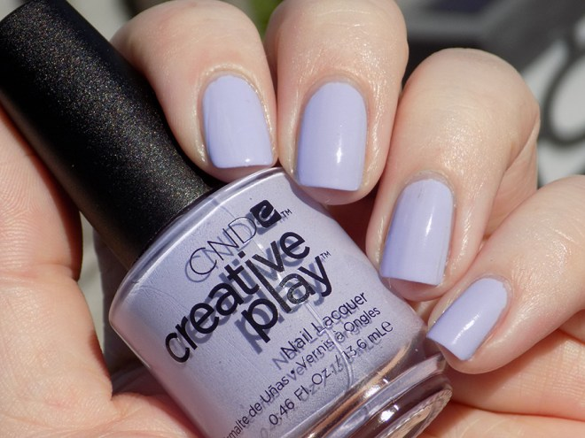 CND Creative Play Barefoot Bash from Sunset Bash Collection - Swatch Sunlight