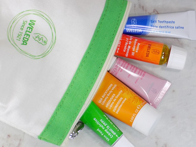 Weleda Mighty Essentials Travel Kit