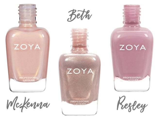 Zoya Sophisticates McKenna - Beth - Presley