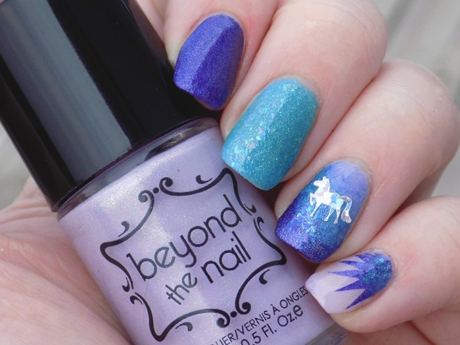 Beyond The Nail Unicorn Nails