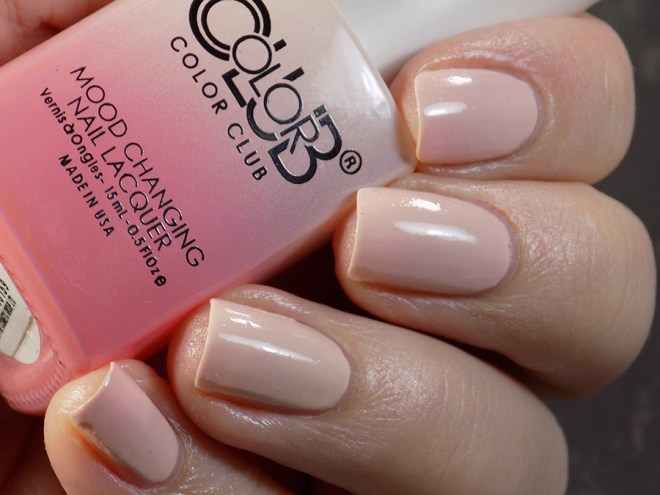Color Club Mood Changing Polish - Old Soul - Warm State