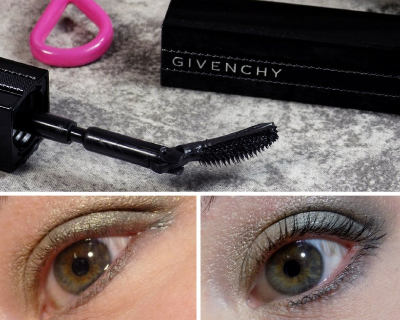 Givenchy Noir Interdit Mascara - Review - Swatches
