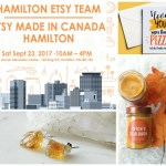 Shop Local at the Hamilton Etsy Made In Canada Show