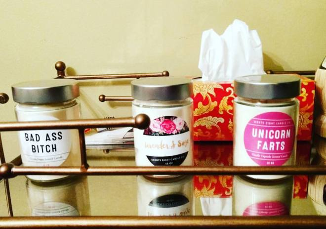 The Fragrance Lab - Scents Eight - Candles Hamilton