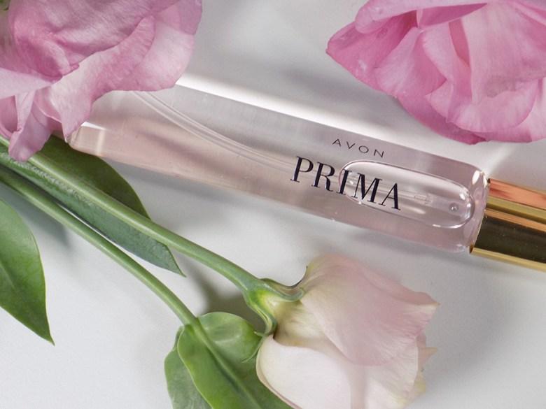 Avon A Box Fall 2017 - The Power of Pink Box Review - Avon Prima Perfume