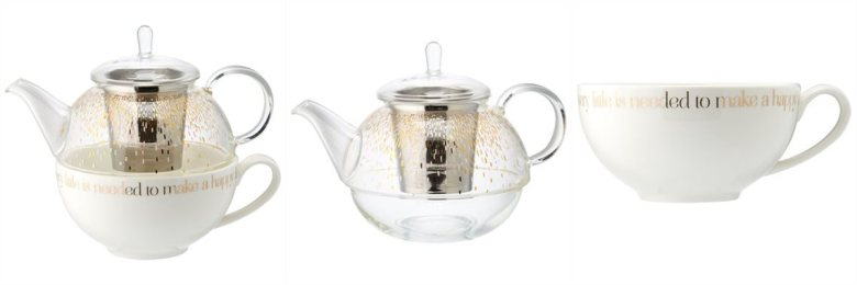 Chapters-Indigo Tea Lovers Gift Guide - Tea For One Tea Pot Set