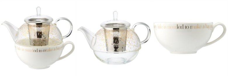 Chapters-Indigo Tea Lovers Gift Guide - Tea For One Tea Pot Set