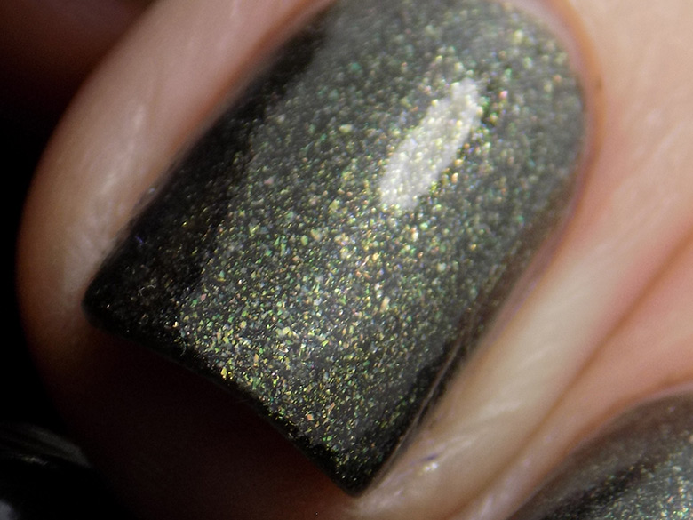 China Glaze Life's Grimm Macro Swatch - Happily Never After Collection