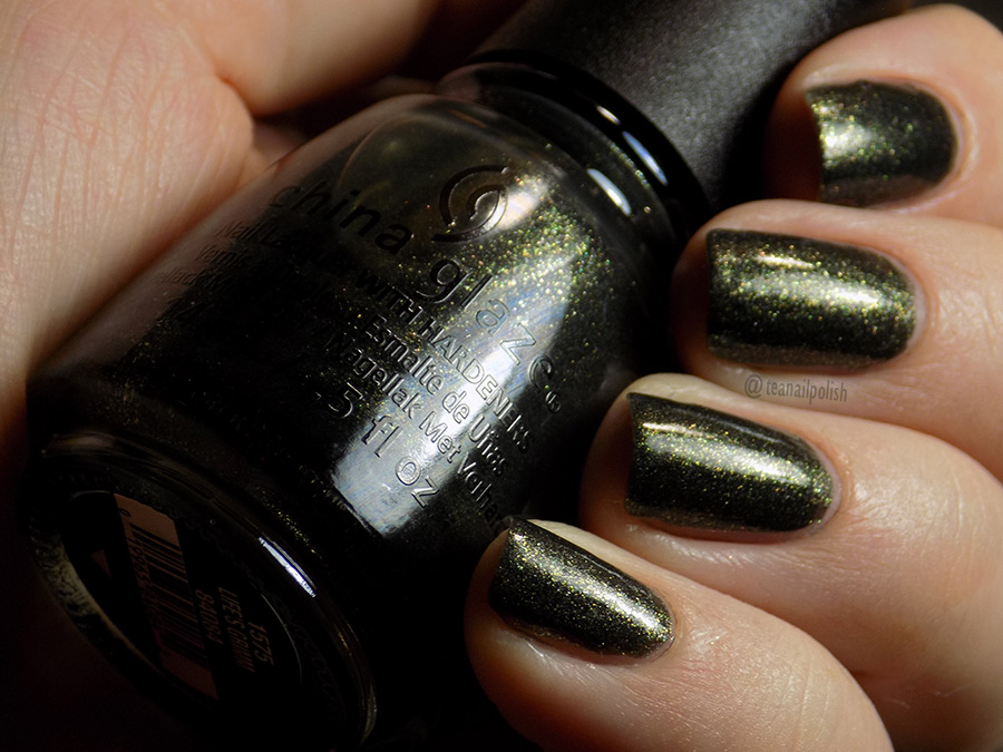 China Glaze Life S Grimm Swatches Happily Never After Halloween 2017