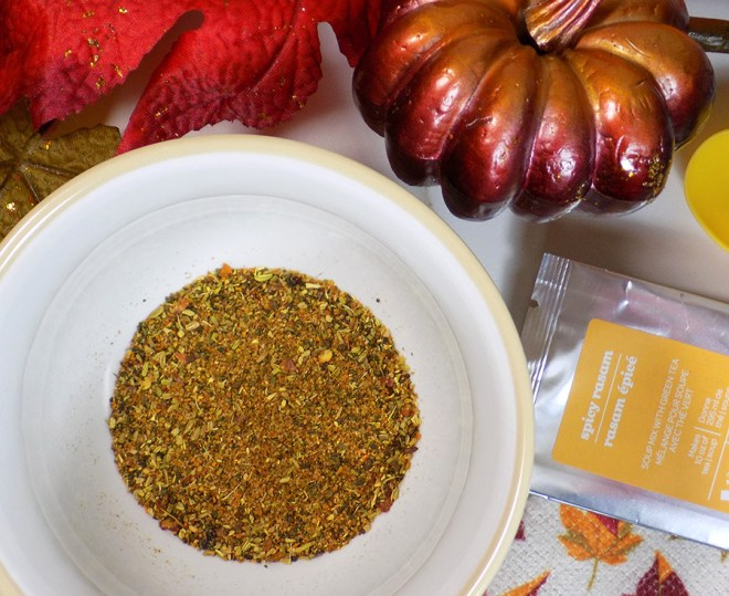 DAVIDsTEA Spicy Rasam Soup Tea Review - Rasam Soup Mix from DAVIDsTEA