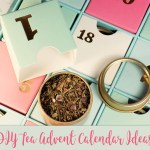 DIY Tea Advent Calendar Canada - Where To Buy Tea Samples Canada - Advent Calendar Kits