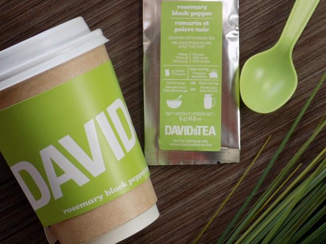 Davidstea Rosemary Black Pepper Soup Tea - Reviews