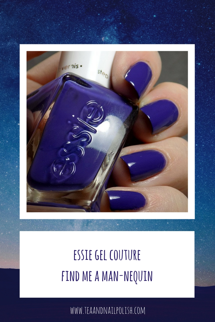 Essie Gel Couture Find Me A Man-nequin Nail Polish Swatches