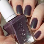 Essie Gel Couture Twill Seeker Swatches and Review