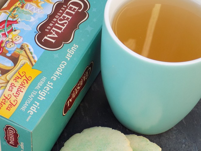 Celestial Seasonings Sugar Cookie Sleigh Ride Tea Reviews