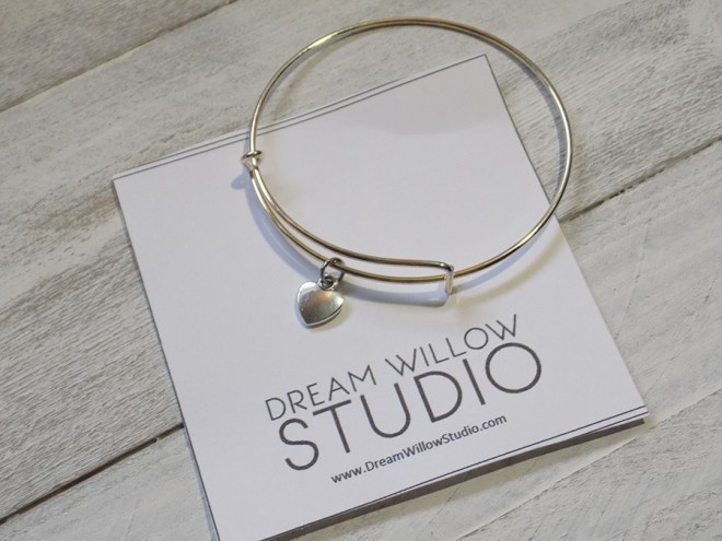 Craftadian Mississauga Holiday Market 2017 - Dream Willow Studio Bracelet