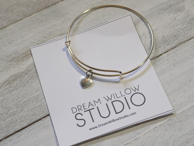 Craftadian Mississauga Holiday Market 2017 - Dream Willow Studio Bracelet