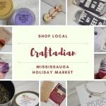 Craftadian Mississauga Christmas Market 2017 Shopping Guide