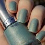 Revlon Fairy Dust HoloChrome Polishes Swatch in Sunlight
