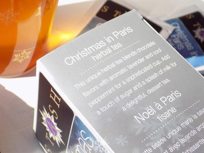 Stash Tea Christmas In Paris - Description