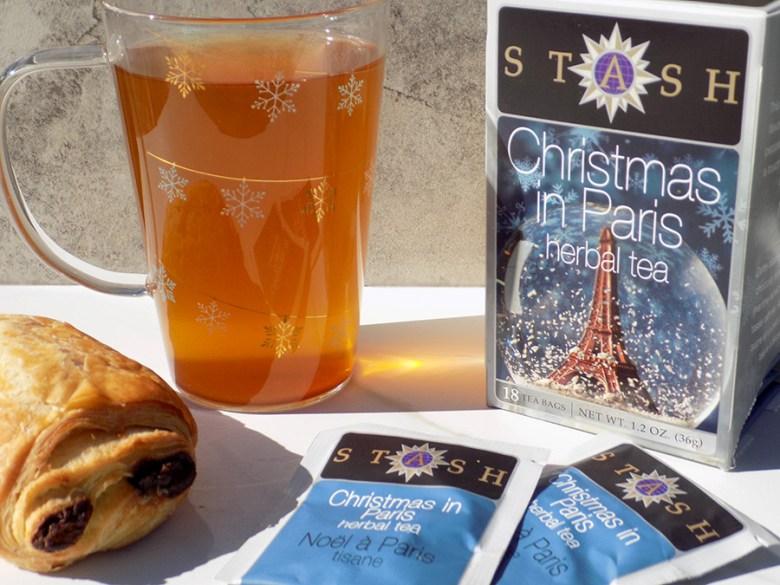 Stash Tea Christmas In Paris Tea Review