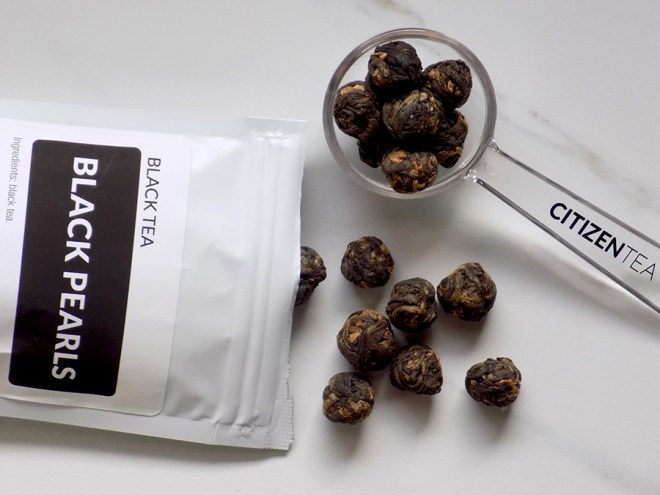 Citizen Tea Black Pearls Reviews