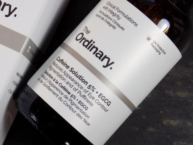 Deciem The Ordinary Caffeine Solution 5% EGCG Reviews