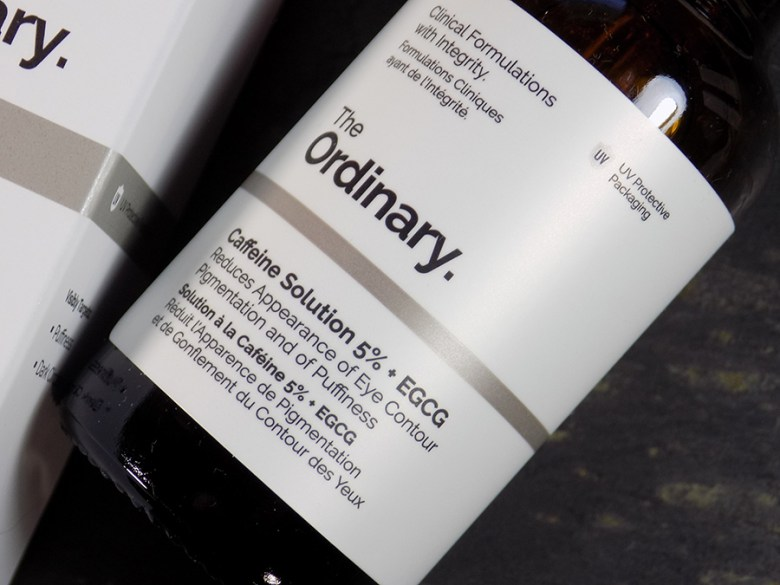 Deciem The Ordinary Caffeine Solution 5% EGCG Reviews