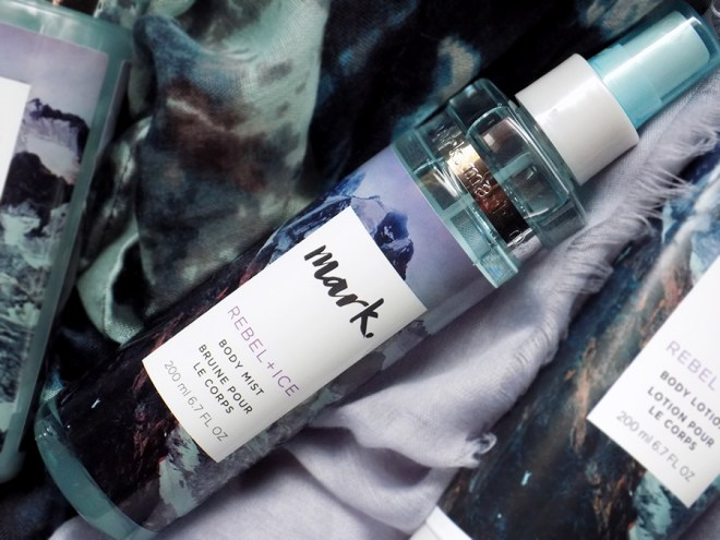 Mark by Avon Rebel + Ice Body Mist Review