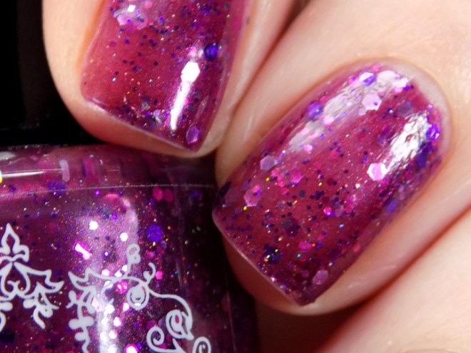 My Indie Polish Haunter Close Up Swatch
