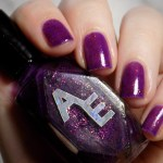 Alter Ego Poised Heroine - Indie Expo Canada VIP Exclusive Polish Swatch and Review