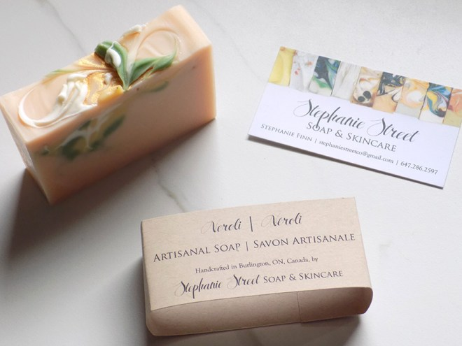 Stephanie Street Neroli Soap Review