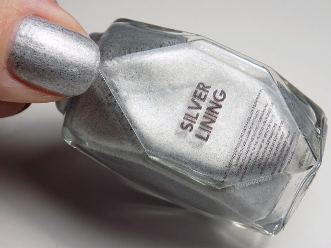 Alter Ego Fan Faves - Silver Lining - Bottle Thumb
