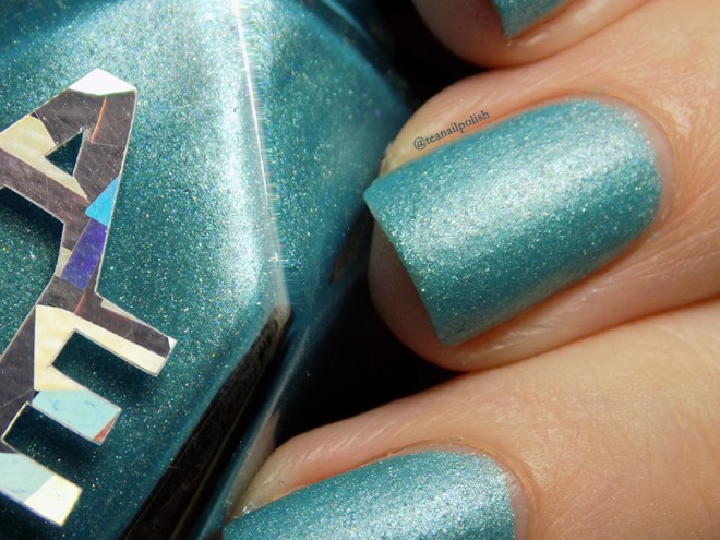 Alter Ego Fan Faves Spring Rain - Closeup with Matte Top Coat