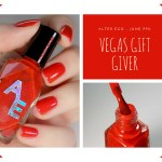 Alter Ego Vegas Gift Giver Swatches (Polish Pickup June 2018 Exclusive)