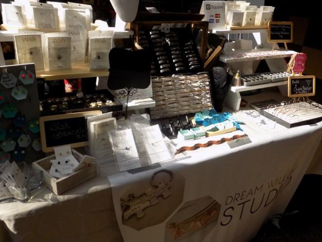 Lighting at Craft Markets