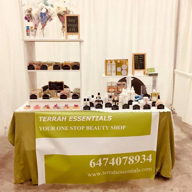 Terrah Essentials at Indie Expo Canada
