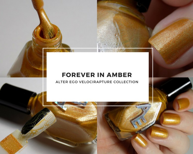 Alter Ego Forever In Amber