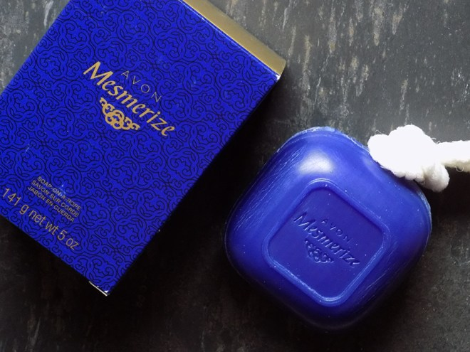 Avon Mesmerize Soap on a Rope Reviews