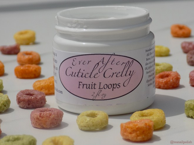 Ever After Fruit Loops Cuticle Crelly - Review