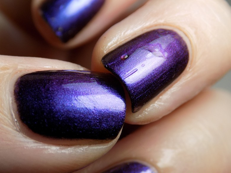 Paint it Pretty Polish - Purple Royale - Swatches and Review 3