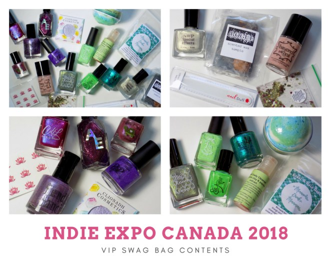 Indie Expo Canada 2018 VIP Bag